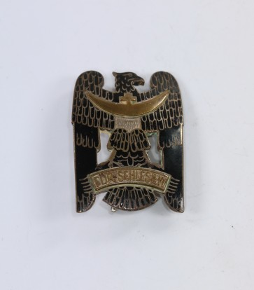 Schlesischer Adler 1. Stufe, emailliert, Paul Meybauer - Militaria-Berlin