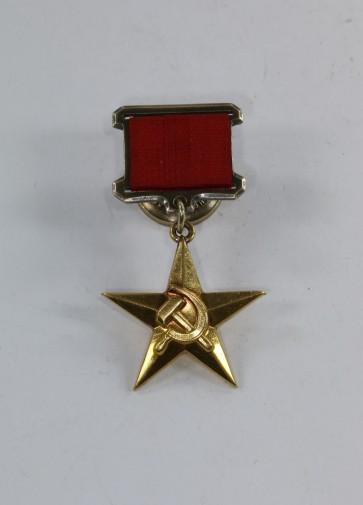 Sowjetunion, Held der sozialistischen Arbeit - Militaria-Berlin