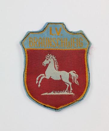 Stahlhelm Bund, Ärmelabzeichen - L.V. Braunschweig - Militaria-Berlin