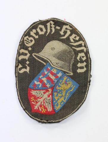 Stahlhelm Bund, Ärmelabzeichen - L.V. Groß-Hessen - Militaria-Berlin