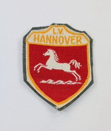 Stahlhelm Bund, Ärmelabzeichen - L.V. Hannover - Militaria-Berlin