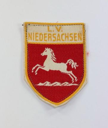 Stahlhelm Bund, Ärmelabzeichen - L.V. Niedersachsen - Militaria-Berlin