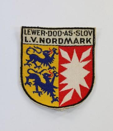 Stahlhelm Bund, Ärmelabzeichen - L.V. Nordmark - Militaria-Berlin