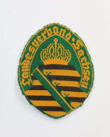Stahlhelm Bund, Ärmelabzeichen - Landesverband Sachsen - Militaria-Berlin
