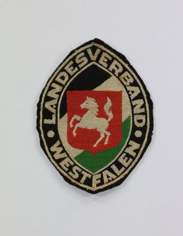 Stahlhelm Bund, Ärmelabzeichen - Landesverband Westfalen - Militaria-Berlin
