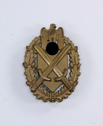 Wehrmacht, Auflage für die Schützenschnur, Stufe 9 - 12 - Militaria-Berlin
