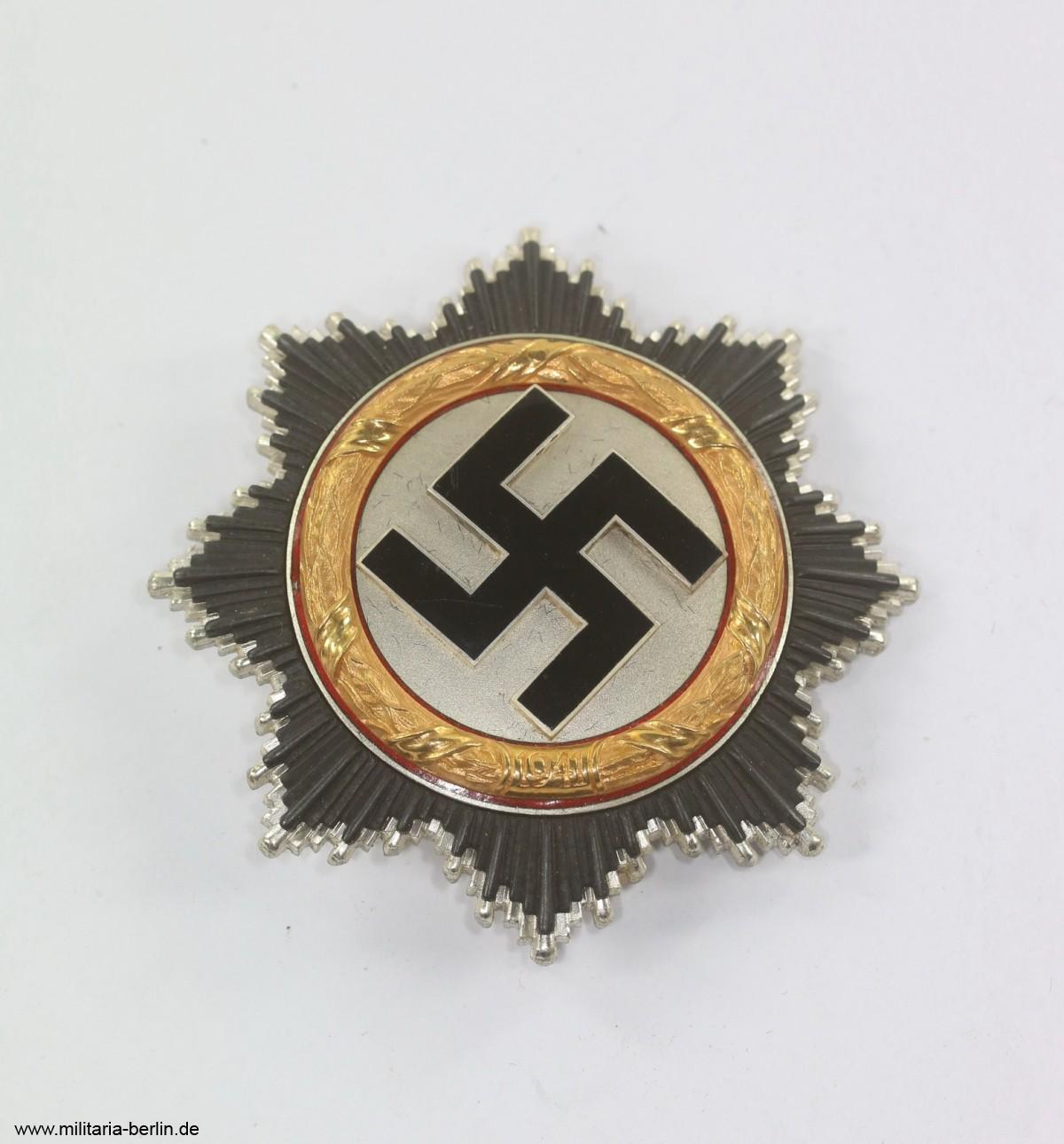 un lot de deux Deutsche kreuz Orden_deutsches_kreuz_in_gold_hersteller_134_otto_klein_hanau_1_