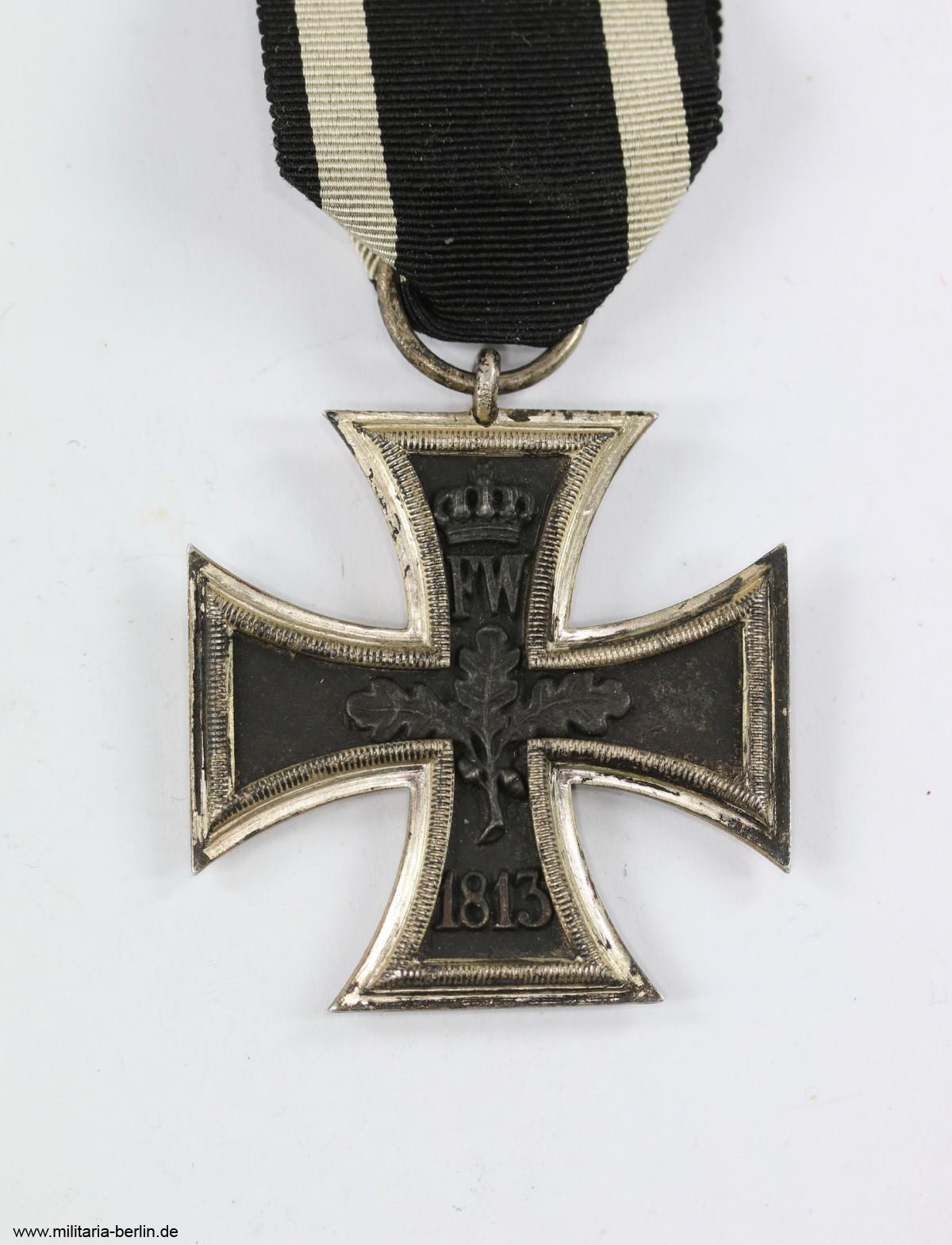 Eisernes Kreuz 2. Klasse 1813