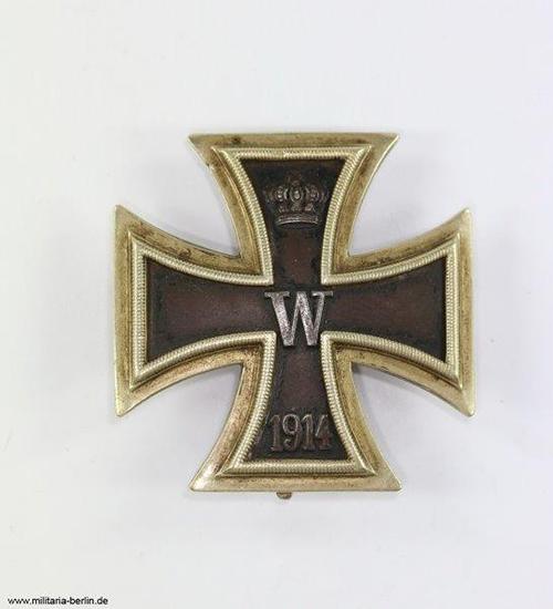 Eisernes-Kreuz-1-klasse-1914-Front