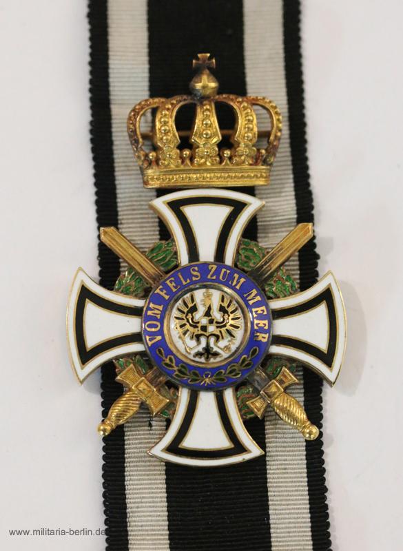 Königlicher und fürstlicher Hausorden von Hohenzollern
