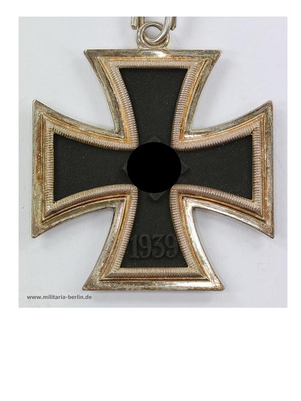 2 Ritterkreuz des Eisernen Kreuzes, Hersteller Juncker, liegende 2