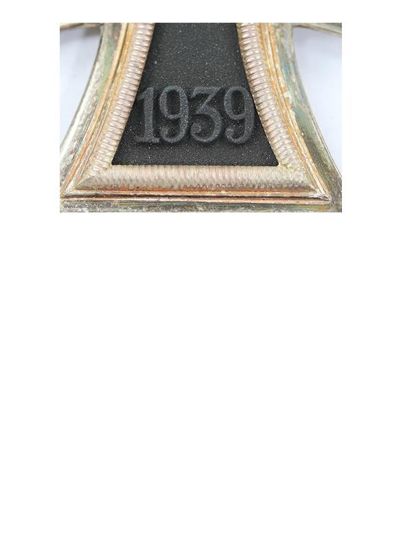 4 Ritterkreuz des Eisernen Kreuzes, Hersteller Juncker, liegende 2
