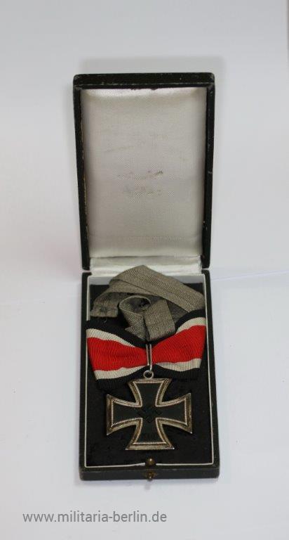 Ritterkreuz des eisernen Kreuzes im Etui